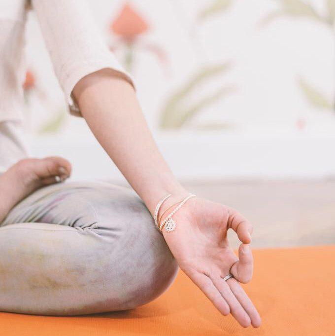 Posizione del loto - Yoga
