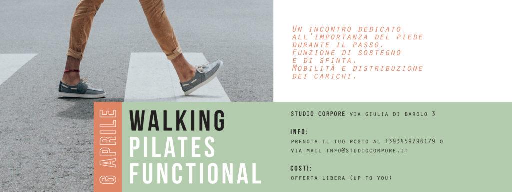 Walking Pilates functional