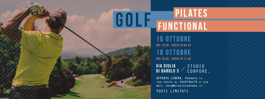 Pilates functional golf